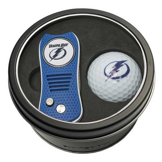 15556: Tin Gft St w/ Switchfix DVT Glf Ball Tampa Bay Lightning