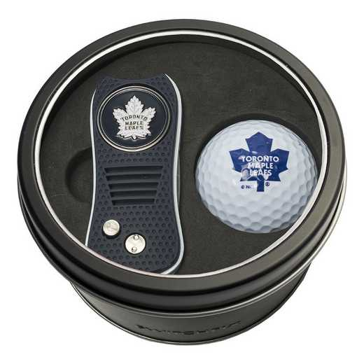 15656: Tin Gft St w/ Switchfix DVT Glf Ball Toronto Maple Leafs