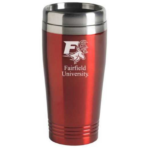 150-RED-FAIRFLD-L1-SMA: LXG 150 TUMB RED, Fairfield University