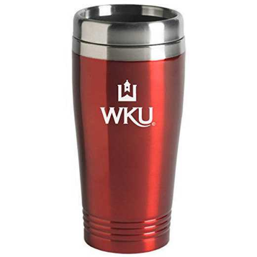 150-RED-WESTKY-L1-CLC: LXG 150 TUMB RED, Western Kentucky