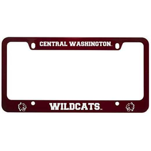SM-31-RED-CWU-1-CLC: LXG SM/31 CAR FRAME RED, Central Washington