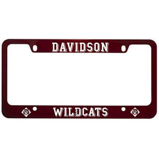 SM-31-RED-DAVIDSN-1-LRG: LXG SM/31 CAR FRAME RED, Davison College