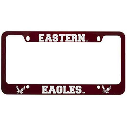 SM-31-RED-EWU-1-LRG: LXG SM/31 CAR FRAME RED, Eastern Washington Univ