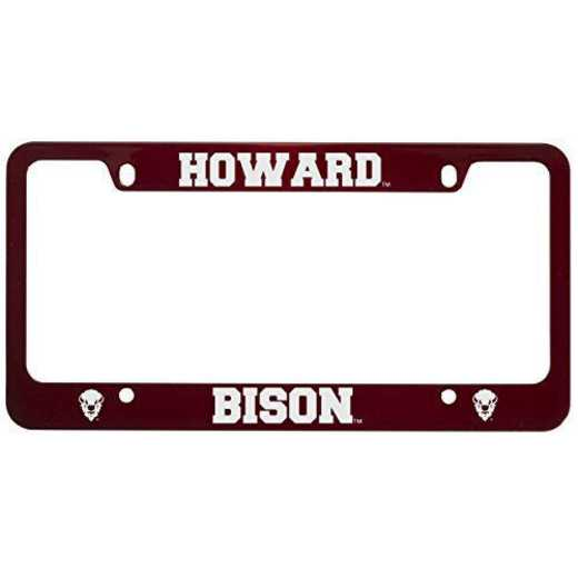 SM-31-RED-HOWARD-1-CLC: LXG SM/31 CAR FRAME RED, Howard Univ