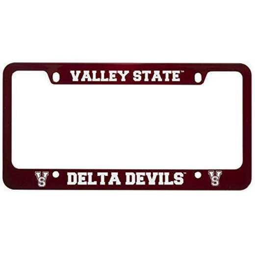 SM-31-RED-MVSU-1-SMA: LXG SM/31 CAR FRAME RED, Mississippi Valley St