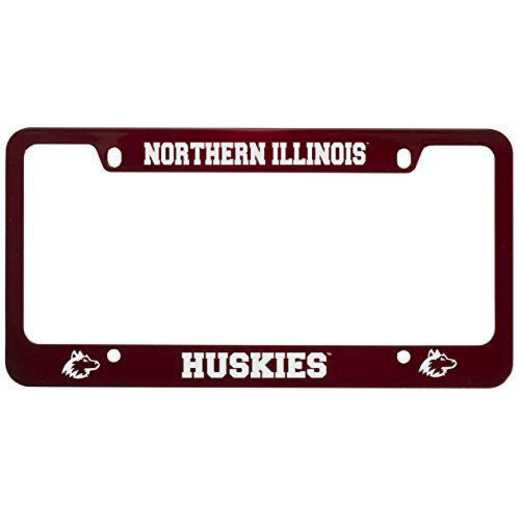SM-31-RED-NRTHIL-1-LRG: LXG SM/31 CAR FRAME RED, Northern Illinois