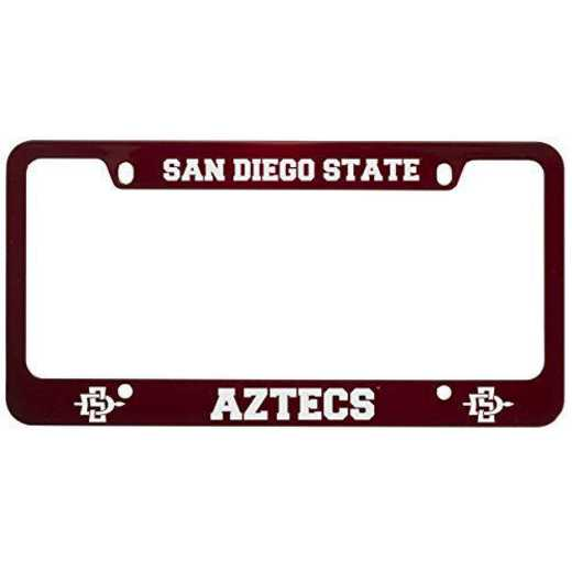 SM-31-RED-SDSU-2-CLC: LXG SM/31 CAR FRAME RED, San Diego State