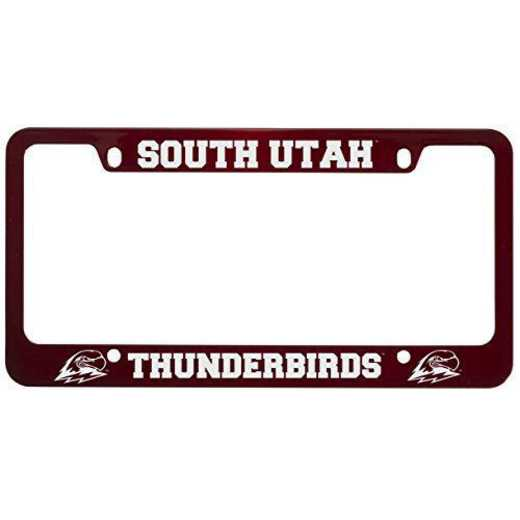 SM-31-RED-STHRNUT-1-CLC: LXG SM/31 CAR FRAME RED, Southern Utah