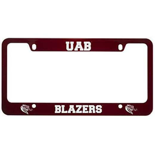 SM-31-RED-UAB-1-LRG: LXG SM/31 CAR FRAME RED, Alabama-Birmingham