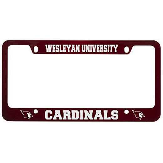 SM-31-RED-WESLYN-1-SMA: LXG SM/31 CAR FRAME RED, Wesleyan University