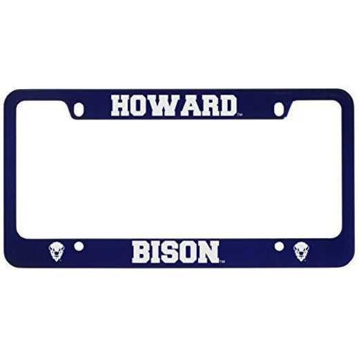 SM-31-BLU-HOWARD-2-CLC: LXG SM/31 CAR FRAME BLUE, Howard Univ