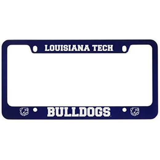 SM-31-BLU-LATECH-2-CLC: LXG SM/31 CAR FRAME BLUE, Louisiana Tech