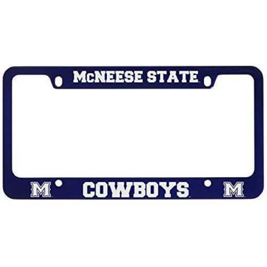 SM-31-BLU-MCNEESE-1-CLC: LXG SM/31 CAR FRAME BLUE, McNeese State