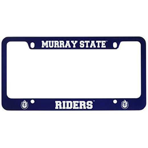 SM-31-BLU-MURRAY-1-LRG: LXG SM/31 CAR FRAME BLUE, Murray State