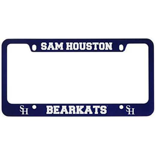 SM-31-BLU-SAMHOUSTN-1-SMA: LXG SM/31 CAR FRAME BLUE, Sam Houston State
