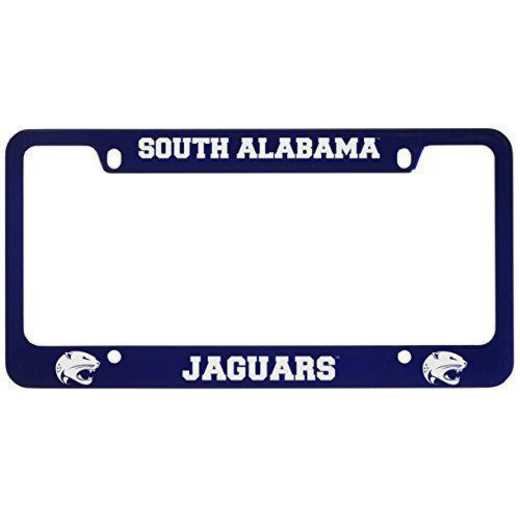 SM-31-BLU-STHALAB-1-SMA: LXG SM/31 CAR FRAME BLUE, South Alabama
