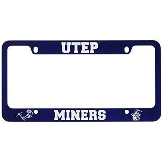 SM-31-BLU-UTEP-1-CLC: LXG SM/31 CAR FRAME BLUE, Texas at EL Paso