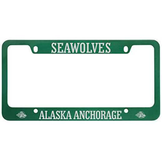 SM-31-GRN-AKANCH-1-CLC: LXG SM/31 CAR FRAME GREEN, Alaska Anchorage