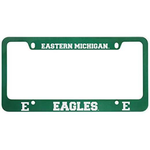 SM-31-GRN-EASTMICH-1-CLC: LXG SM/31 CAR FRAME GREEN, Eastern Michigan
