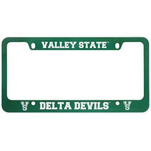 SM-31-GRN-MVSU-1-SMA: LXG SM/31 CAR FRAME GREEN, Mississippi Valley St