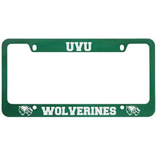 SM-31-GRN-UTVLYST-1-SMA: LXG SM/31 CAR FRAME GREEN, Utah Valley