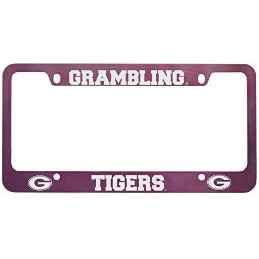 SM-31-PNK-GRAMBST-1-CLC: LXG SM/31 CAR FRAME PINK, Grambling State