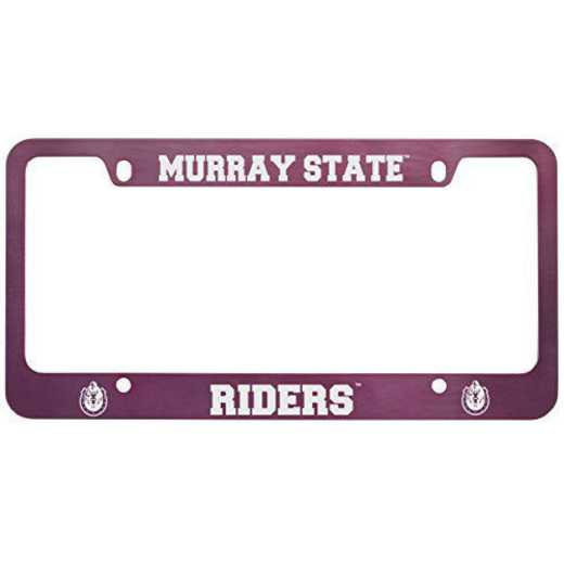 SM-31-PNK-MURRAY-1-LRG: LXG SM/31 CAR FRAME PINK, Murray State