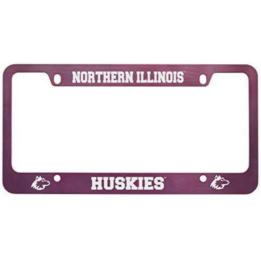 SM-31-PNK-NRTHIL-1-LRG: LXG SM/31 CAR FRAME PINK, Northern Illinois
