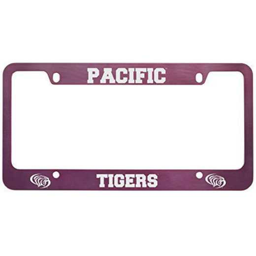SM-31-PNK-PACIFIC-1-CLC: LXG SM/31 CAR FRAME PINK, Univ of Pacific