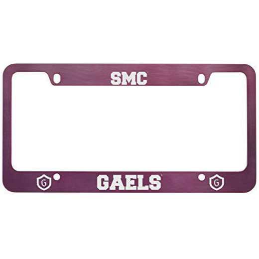 SM-31-PNK-STMARYS-1-SMA: LXG SM/31 CAR FRAME PINK, Saint Mary's College of California
