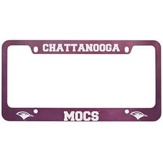 SM-31-PNK-TENCHAT-1-CLC: LXG SM/31 CAR FRAME PINK, Tennessee - Chattanooga