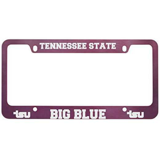 SM-31-PNK-TENNST-1-SMA: LXG SM/31 CAR FRAME PINK, Tennessee St