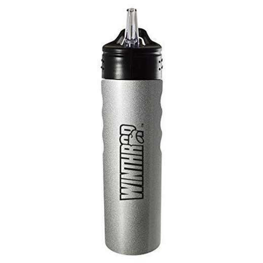 BOT-400-SIL-WINTHROP-LRG: LXG 400 BOTTLE SLV, Winthrop
