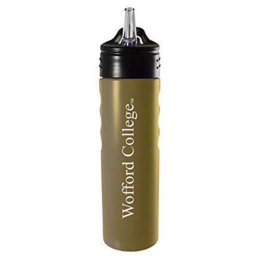 BOT-400-GLD-WOFFORD-LRG: LXG 400 BOTTLE GLD, Wofford College