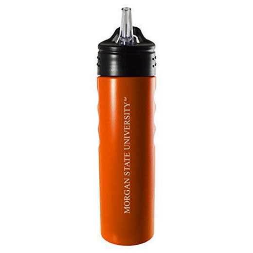 BOT-400-ORN-MORGANST-CLC: LXG 400 BOTTLE ORA, Morgan State