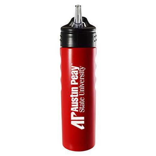 BOT-400-RED-AUSPEAY-LRG: LXG 400 BOTTLE RED, Austin Peay