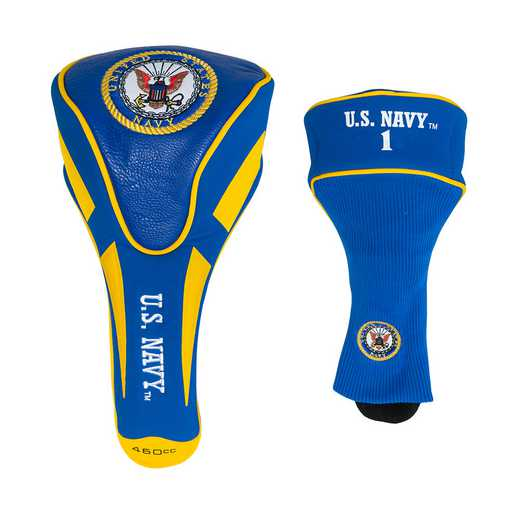63868: Single Apex Driver Head Cover Us Navy