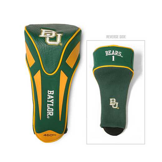 46968: Single Apex Driver Head Cover Baylor Bears