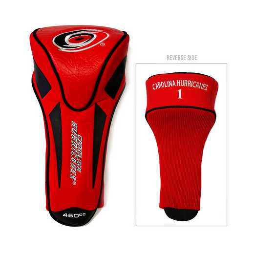 13468: Single Apex Driver Head Cover Carolina Hurricanes