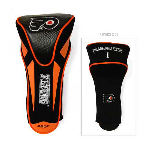 15068: Single Apex Driver Head Cover Philadelphia Flyers