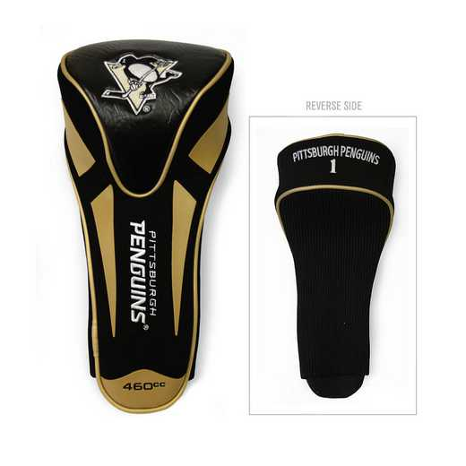 15268: Single Apex Driver Head Cover Pittsburgh Penguins