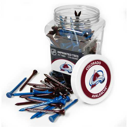 13651: COLORADO AVALANCHE 175 TEE JAR
