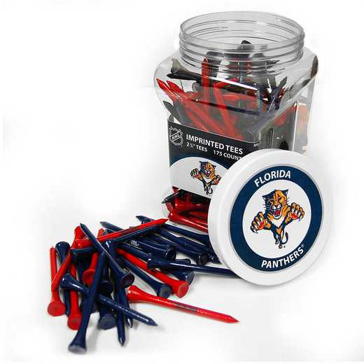 14151: FLORIDA PANTHERS 175 TEE JAR