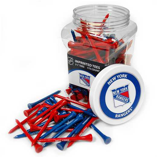14851: NEW YORK RANGERS 175 TEE JAR