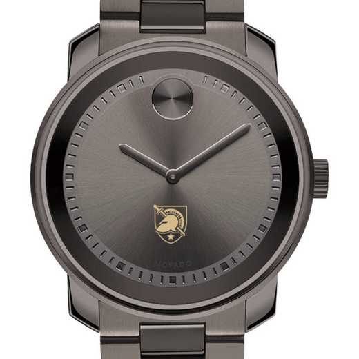 615789828679: US Military Academy Men's Movado BOLD gnmtl gry