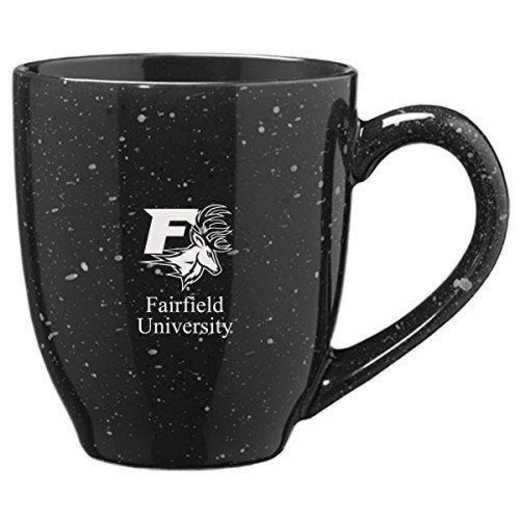 CER1-BLK-FAIRFLD-RL1B-SMA: LXG L1 MUG BLK, Fairfield University