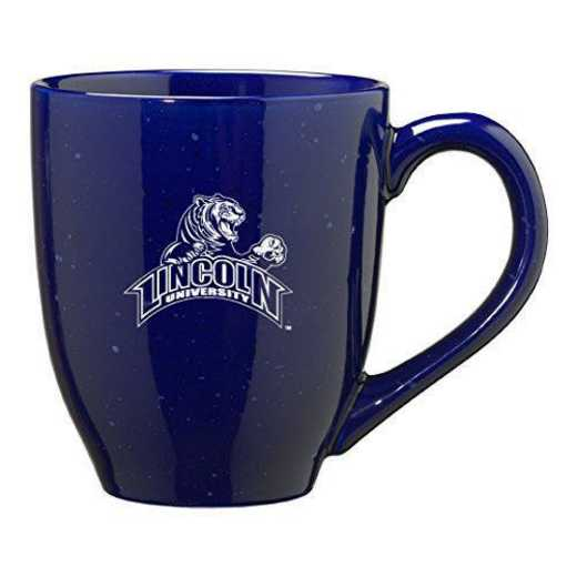 CER1-BLU-LINCOLN-RL1-LRG: LXG L1 MUG BLU, Lincoln University