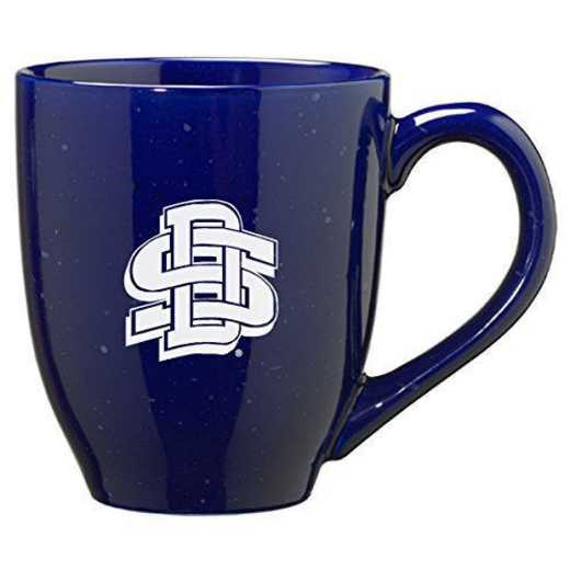CER1-BLU-SDKTAST-L1-INDEP: LXG L1 MUG BLU, South Dakota State