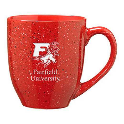 CER1-RED-FAIRFLD-RL1B-SMA: LXG L1 MUG RED, Fairfield University