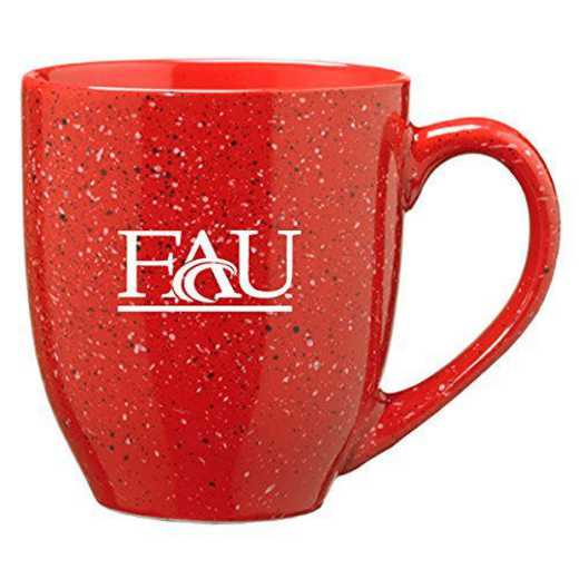 CER1-RED-FAU-L1-SMA: LXG L1 MUG RED, Florida Atlantic